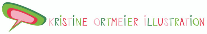 kristine ortmeier illustration kinderbuch childrens book picturebook characterdesign sympathiefigur cover colourful vibrant farbenfroh lebendig